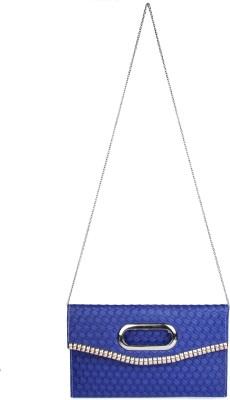 Brendon U.K Women Formal Blue  Clutch