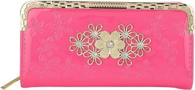 Fashion Hikes Wedding Pink, Gold  Clutch