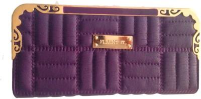 STYLE7 Purple  Clutch