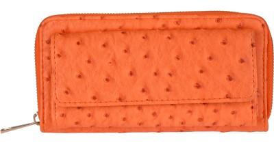 ViE Casual Orange  Clutch