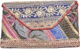 Muren Women Casual Multicolor  Clutch