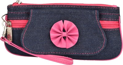 Fristo Women Casual Pink  Clutch