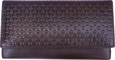 Pepe Rosso Casual Brown  Clutch