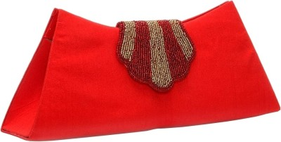 Spice Art Women Party Red  Clutch