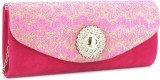 Archies Women Pink  Clutch