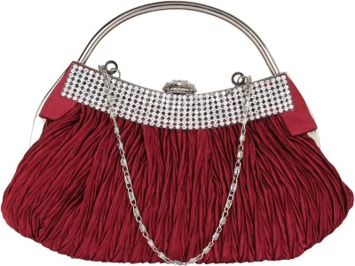 PamperVille Party Red  Clutch
