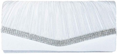 Chicastic Wedding White  Clutch
