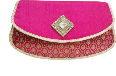 Dafter Luggage Party Pink  Clutch
