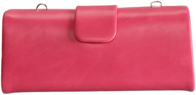 Naitik Products Pink  Clutch