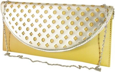 Lion Heart Party, Wedding Yellow  Clutch