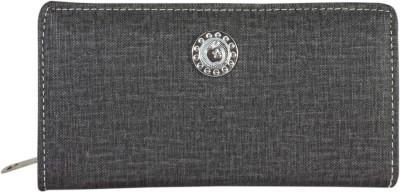 Heels & Handles Casual, Formal Grey  Clutch