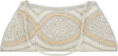 Spectrum Bags Party, Wedding Silver, Gold  Clutch