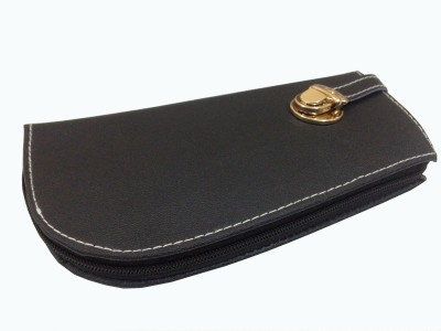 MSELACTOS Wedding, Casual, Party, Formal Black  Clutch