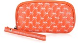 Orkee Women Casual Orange  Clutch