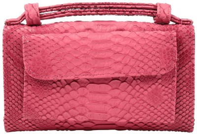 President Girls, Women Casual, Formal, Party Pink  Clutch