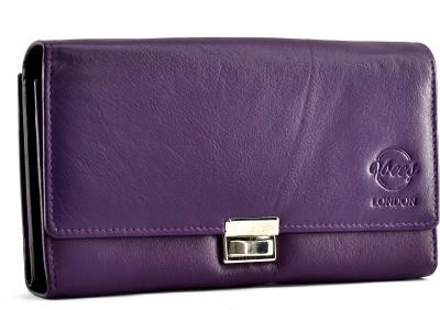 Vbee's Women Casual Purple  Clutch