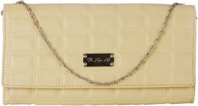 The Zoya Life Formal, Casual Beige  Clutch