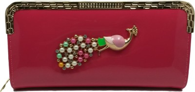 Fusion Clutches Party Pink  Clutch