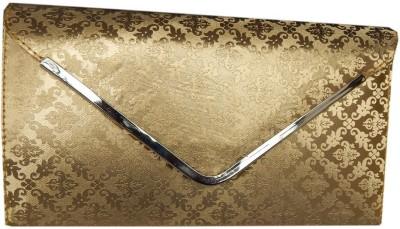 Navaksha Formal Gold  Clutch