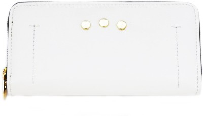 Crapgoos Party, Wedding White  Clutch
