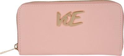 ViE Casual Pink  Clutch