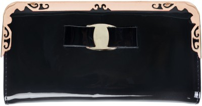 Louise Belgium Girls Party Black  Clutch