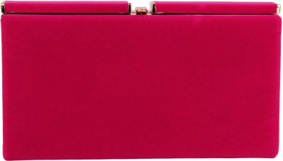Lino Perros Women Party Pink  Clutch