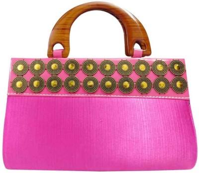 Laviva Pink  Clutch