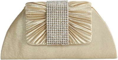 Naitik Products Gold  Clutch