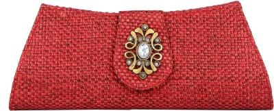 Prettyvogue Casual Red  Clutch