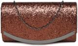 Dressberry Women Brown  Clutch