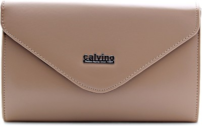 Calvino Women Casual, Party Pink  Clutch