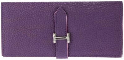 iva Casual, Formal Purple  Clutch