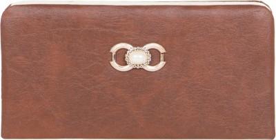 MTE Casual Brown  Clutch