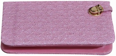 Dame Casual, Party, Formal, Wedding Pink  Clutch