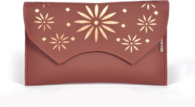 Modesty Creations Brown  Clutch