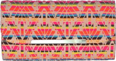 Posh Multicolor  Clutch