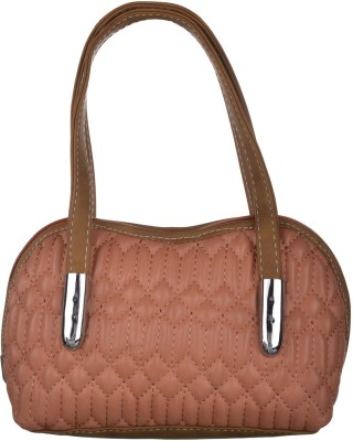 Exotique Casual Pink  Clutch