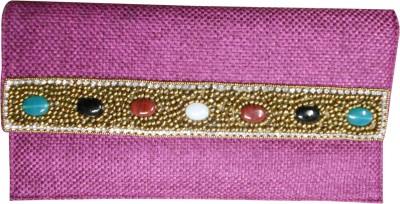 Balee Fashions Women Casual Pink  Clutch