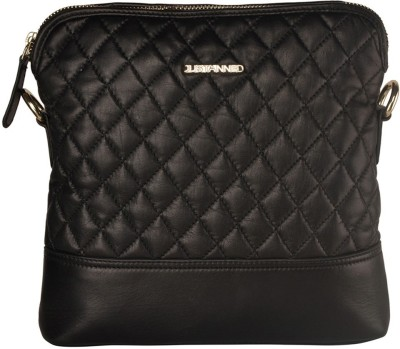 JUSTANNED Casual Black  Clutch