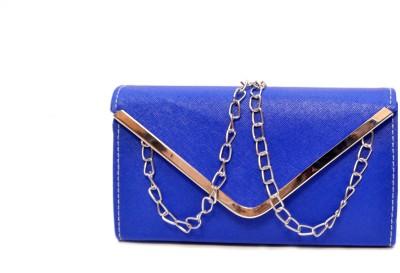 adglee Casual, Formal Blue  Clutch