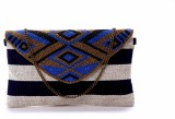 Diwaah Women Party Multicolor  Clutch