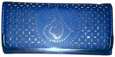 Ud Creation Casual, Party, Formal, Festive Blue  Clutch