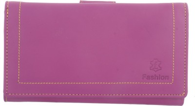 Fashion Leather Casual Pink  Clutch