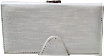 Lasslee Formal White  Clutch
