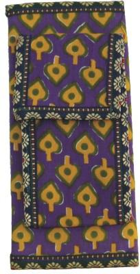 Vakula Exports Women Formal Purple  Clutch