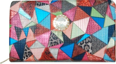 ANAHI Multicolor  Clutch