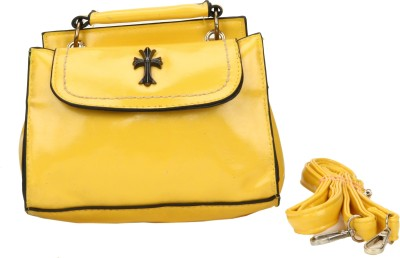 Luxury Living Casual, Festive, Formal, Party, Sports, Wedding Yellow  Clutch