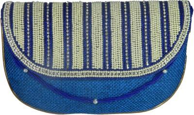 GiftsGannet Blue  Clutch