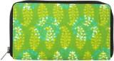 Rajrang Women Casual Green  Clutch